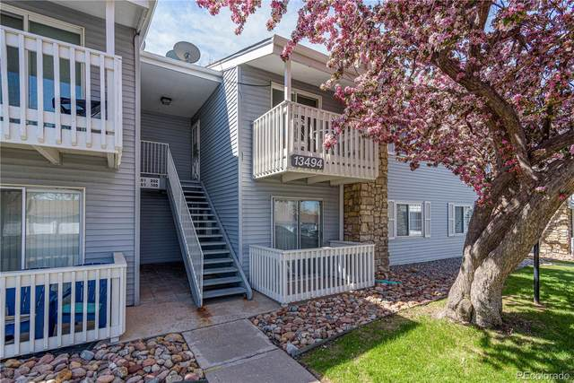 13494 E Jewell Avenue #202, Aurora, CO 80012 (#8495312) :: The Margolis Team