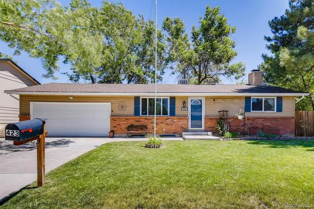 423 Maximus Drive, Littleton, CO 80124 (#8495472) :: Re/Max Structure