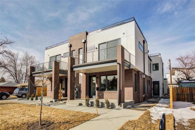 1437 Yates Street, Denver, CO 80204 (#8495802) :: Bring Home Denver