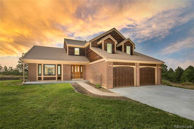 9908 Derby Way, Parker, CO 80134 (MLS #8496427) :: 8z Real Estate