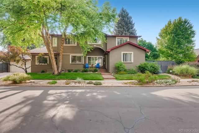 990 S Elizabeth Street, Denver, CO 80209 (#8496428) :: The Colorado Foothills Team | Berkshire Hathaway Elevated Living Real Estate