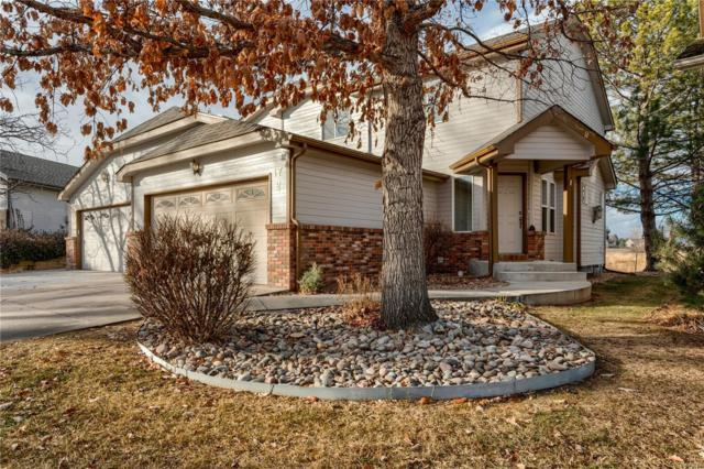 5750 W 20th Street 17-2, Greeley, CO 80634 (MLS #8496444) :: The Biller Ringenberg Group