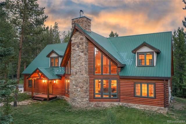 3884 Ski Hill Road, Breckenridge, CO 80424 (#8496737) :: Venterra Real Estate LLC