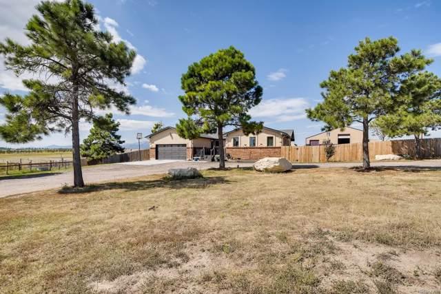 16750 Thompson Road, Colorado Springs, CO 80908 (MLS #8496986) :: 8z Real Estate
