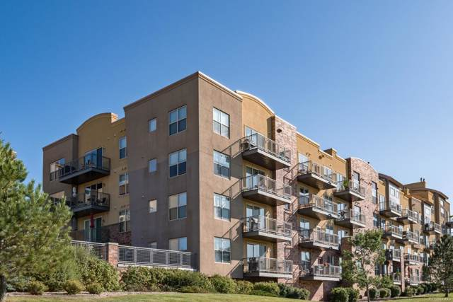 9019 E Panorama Circle D-414, Englewood, CO 80112 (MLS #8497042) :: 8z Real Estate