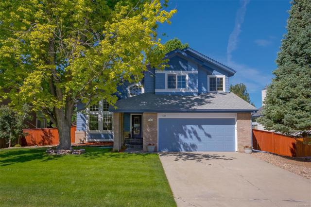 1646 Hermosa Drive, Highlands Ranch, CO 80126 (#8497252) :: The City and Mountains Group
