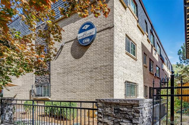 1332 N Williams Street #102, Denver, CO 80218 (#8497319) :: Portenga Properties - LIV Sotheby's International Realty