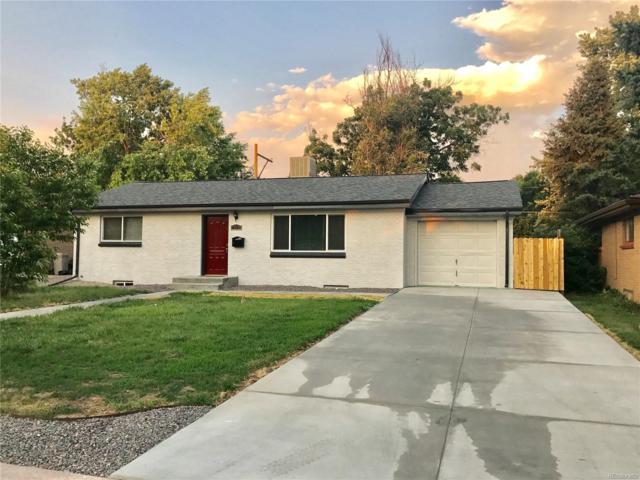 1656 S Depew Street, Lakewood, CO 80232 (MLS #8497479) :: 8z Real Estate