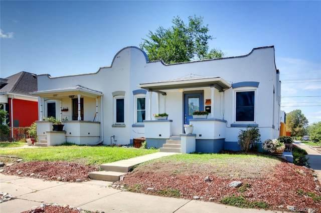 2401 S Acoma Street, Denver, CO 80223 (#8497908) :: Mile High Luxury Real Estate