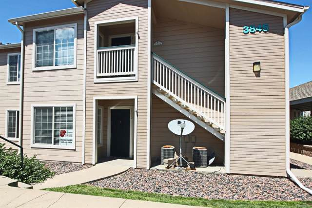 3845 Canyon Ranch Road #103, Highlands Ranch, CO 80126 (#8497957) :: True Performance Real Estate
