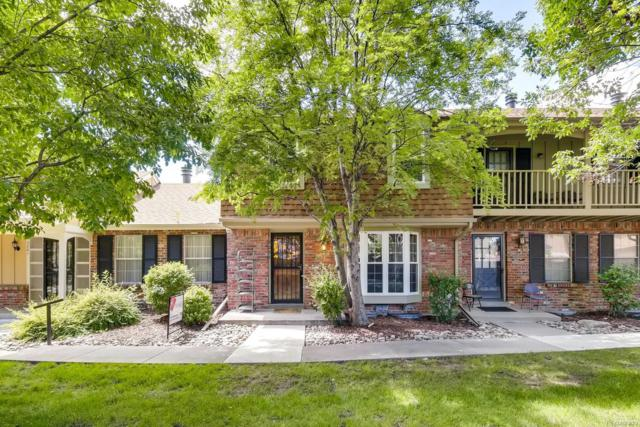 7505 W Yale Avenue #2202, Denver, CO 80227 (MLS #8498018) :: 8z Real Estate