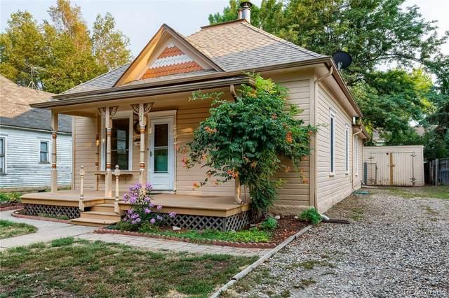 522 E 6th Street, Loveland, CO 80537 (MLS #8498505) :: 8z Real Estate