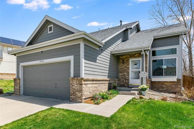 19722 E Vassar Avenue, Aurora, CO 80013 (#8498614) :: The Artisan Group at Keller Williams Premier Realty