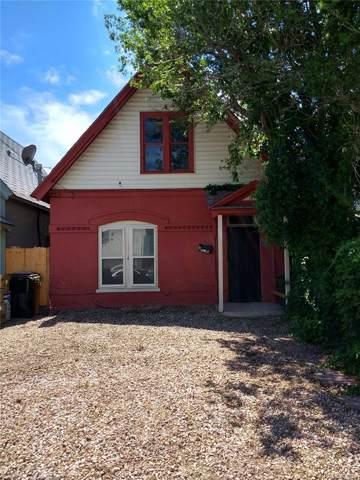 1417 S Acoma Street, Denver, CO 80223 (MLS #8498791) :: 8z Real Estate