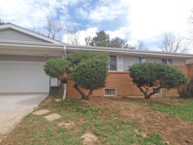 4440 Dover Street, Wheat Ridge, CO 80033 (#8499295) :: The HomeSmiths Team - Keller Williams