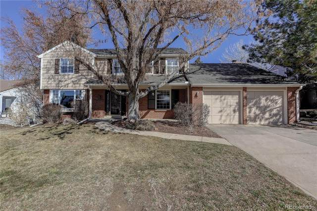 7470 S Newport Way, Centennial, CO 80112 (#8499301) :: The DeGrood Team
