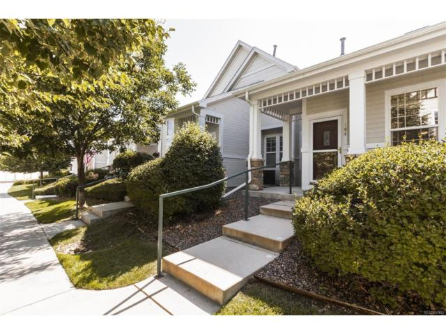 8300 Fairmount Drive K104, Denver, CO 80247 (MLS #8499555) :: 8z Real Estate