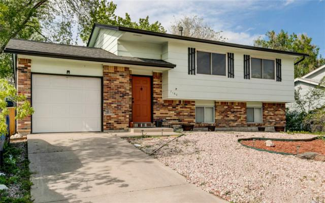 7160 White Mountain Drive, Colorado Springs, CO 80915 (#8499606) :: 5281 Exclusive Homes Realty