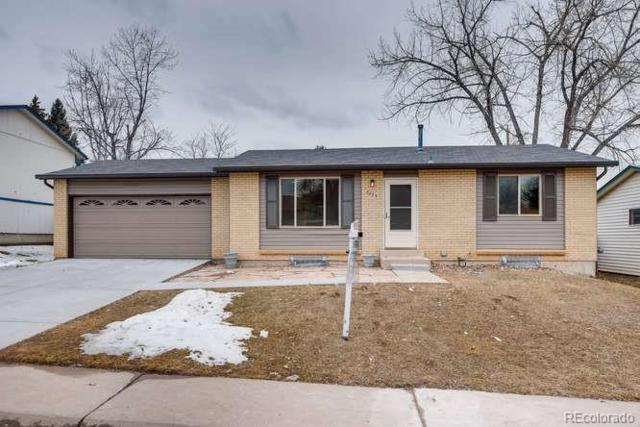 6523 S Field Way, Littleton, CO 80123 (#8499628) :: Colorado Team Real Estate