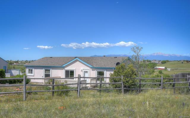 14830 Pamela Way, Peyton, CO 80831 (MLS #8499749) :: 8z Real Estate