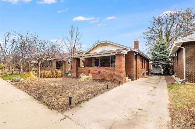 1570 Garfield Street, Denver, CO 80206 (#8499969) :: iHomes Colorado