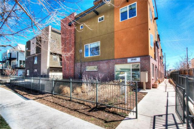 2840 W 26th Avenue #113, Denver, CO 80211 (#8500053) :: 5281 Exclusive Homes Realty