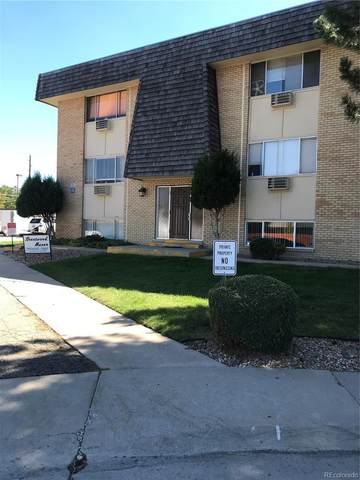 230 S Brentwood Street #101, Lakewood, CO 80226 (#8500079) :: My Home Team