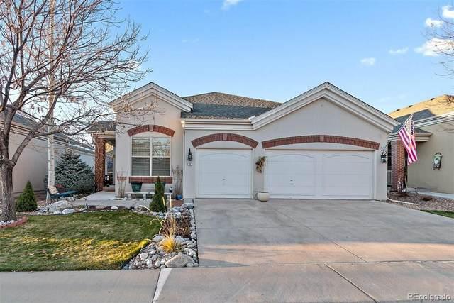 6700 W Dorado Drive #32, Denver, CO 80123 (MLS #8500163) :: 8z Real Estate