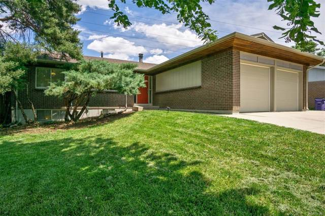 3972 S Tamarac Drive, Denver, CO 80237 (#8500737) :: 5281 Exclusive Homes Realty