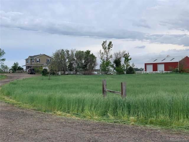 15310 County Road 8, Fort Lupton, CO 80621 (#8500925) :: The DeGrood Team