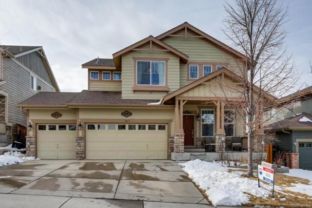 11853 S Breeze Grass Way, Parker, CO 80134 (MLS #8501251) :: 8z Real Estate