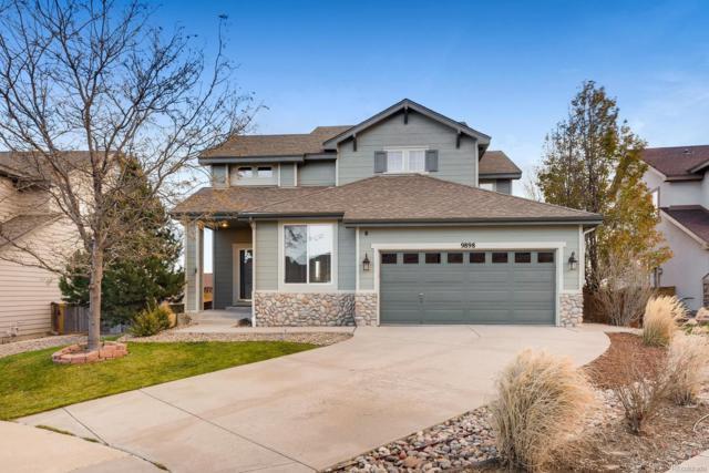 9898 S Johnson Way, Littleton, CO 80127 (#8501871) :: The Peak Properties Group