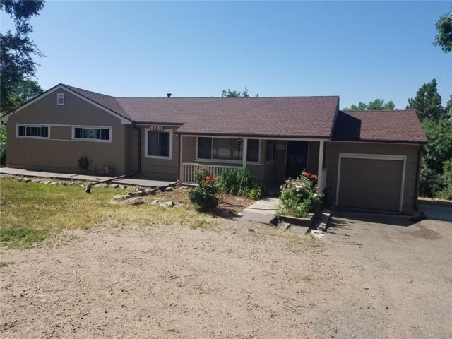 9690 W 38th Avenue, Wheat Ridge, CO 80033 (#8502438) :: The Peak Properties Group