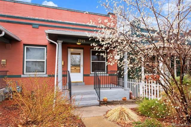 2935 N Josephine Street, Denver, CO 80205 (#8502482) :: Compass Colorado Realty