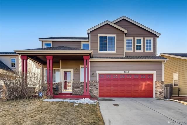 2166 Settlers Drive, Milliken, CO 80543 (#8502632) :: iHomes Colorado
