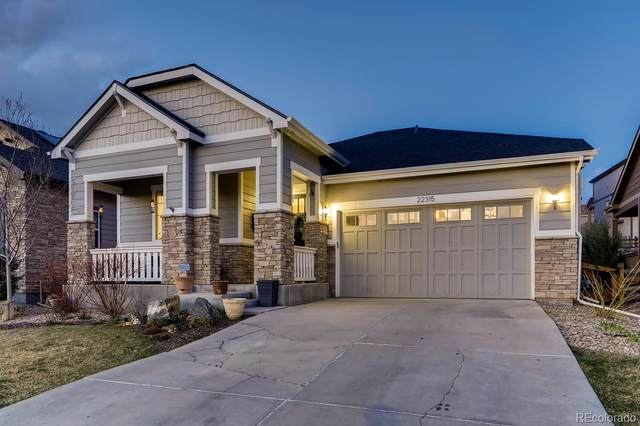22315 E Bellewood Drive, Centennial, CO 80015 (MLS #8502661) :: Kittle Real Estate