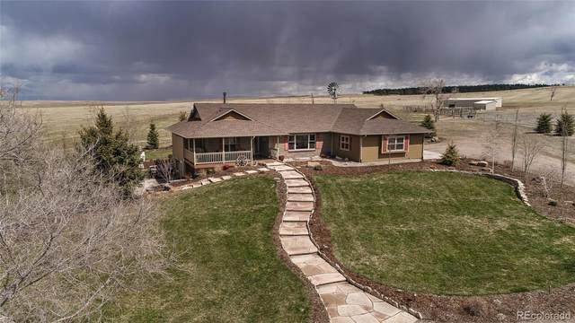 31450 County Road 45, Kiowa, CO 80117 (MLS #8502710) :: 8z Real Estate