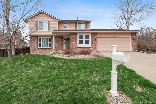 17321 E Crestline Avenue, Centennial, CO 80015 (#8502736) :: The Dixon Group