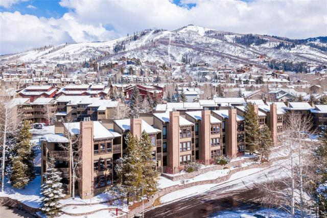 2700 Village Drive C-107, Steamboat Springs, CO 80487 (#8502994) :: The Pete Cook Home Group