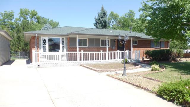 7201 S Sherman Street, Centennial, CO 80122 (#8503119) :: The Peak Properties Group