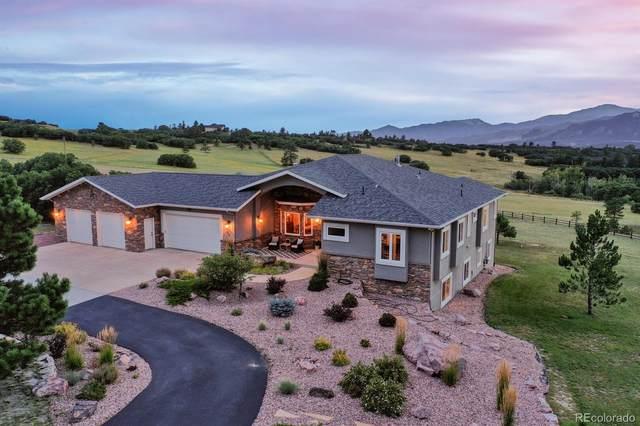 1565 Pleier Drive, Colorado Springs, CO 80921 (#8503230) :: Symbio Denver