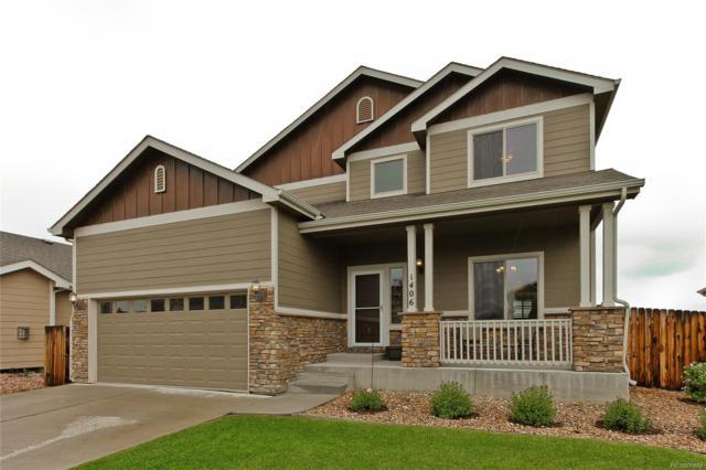 1406 Mount Meeker Avenue, Berthoud, CO 80513 (#8503281) :: The Peak Properties Group