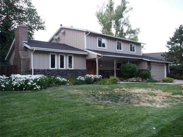 4971 S Elmira Street, Greenwood Village, CO 80111 (MLS #8503570) :: 8z Real Estate