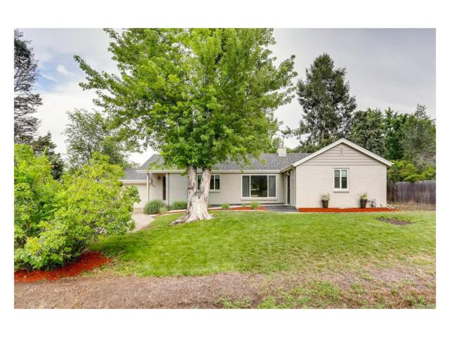 1650 Youngfield Street, Lakewood, CO 80215 (MLS #8503584) :: 8z Real Estate