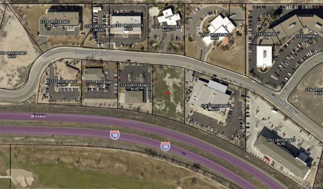LOT 14 Crossroads Boulevard, Grand Junction, CO 81506 (#8503770) :: Ben Kinney Real Estate Team