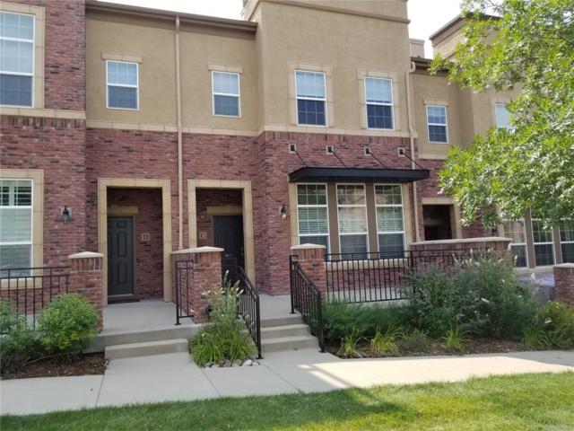 706 Bristle Pine Circle C, Highlands Ranch, CO 80129 (#8503999) :: Wisdom Real Estate