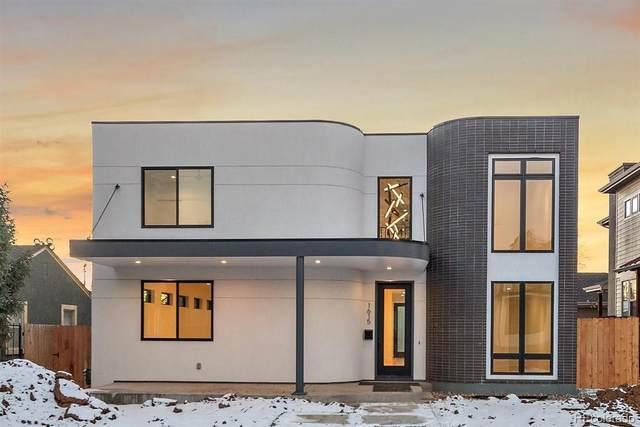 1615 S Madison Street, Denver, CO 80210 (#8504173) :: Wisdom Real Estate