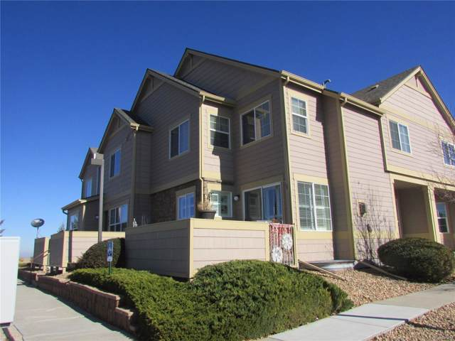 2365 Cutters Circle #102, Castle Rock, CO 80108 (#8504174) :: The DeGrood Team