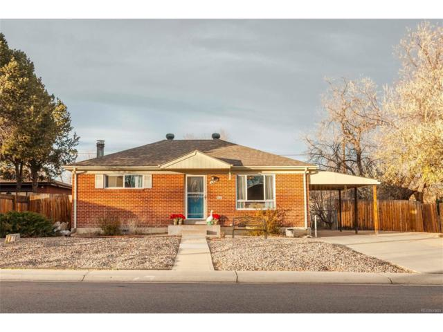 1861 E 112th Place, Northglenn, CO 80233 (#8504373) :: The Griffith Home Team