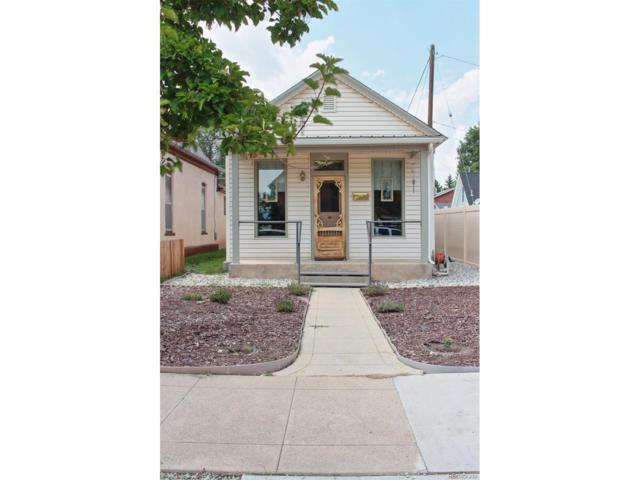 528 E Street, Salida, CO 81201 (MLS #8504374) :: 8z Real Estate